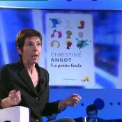 Natacha Polony : Remise à sa place par Christine Angot, excédée par la critique