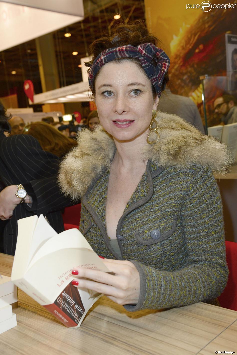 H l ne gr millon 34e dition du salon du livre paris for Salon du x porte de versailles