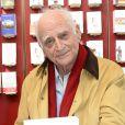 Michel Serres - 34e édition du Salon du livre à Paris, Porte de Versailles, le 23 mars 2014.