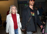 Matthew McConaughey, fiston irrésistible, main dans la main avec sa mère