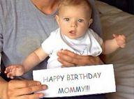 Fergie : Son adorable fils Axl lui souhaite un joyeux anniversaire