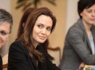 Angelina Jolie, radieuse, mène sa guerre contre les violences sexuelles