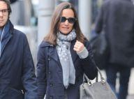 Pippa Middleton : Look lambda pour shopping de luxe chez Carolina Herrera