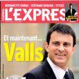 L'Express en kiosques le 2 avril 2014. Le magazine a suivi Bernadette Chirac en Corrèze où elle mène son dernier politique.