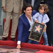 Orlando Bloom : Célibataire et séduisant, honoré au côté de son adorable Flynn