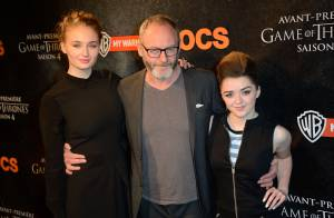Game of Thrones, saison 4 : Soirée à Paris pour Sophie Turner et Maisie Williams