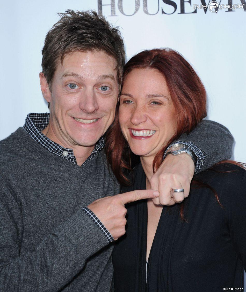 Kevin Rahm et sa femme Amy à Los Angeles le 29 avril 2012.