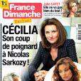 """France Dimanche"" du 4 avril 2014."