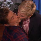 Rob Lowe, séducteur rejeté : Son embarrassant baiser avec Ellen DeGeneres