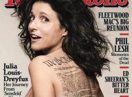 Julia Louis-Dreyfus topless : La star se dénude pour le grand retour de ''Veep''