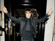 PHOTOS : Liam Gallagher sympathique, souriant et en forme... ça change !