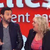 Cyril Hanouna débarque par surprise chez Valérie Damidot...