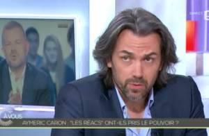 Aymeric Caron, clashé par Eric Naulleau : 'Ça relève de l'injure pure et simple'