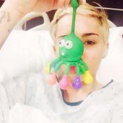 Miley Cyrus : Clouée sur son lit d'hôpital, elle annule encore un concert !