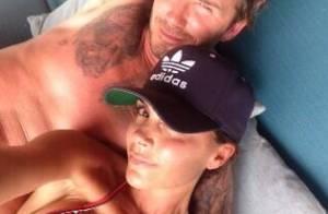 Victoria Beckham, en bikini sur David torse nu : Un selfie sexy pour ses 40 ans
