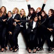 Sous les jupes d'Audrey Dana, Isabelle Adjani, Vanessa Paradis, Laetitia Casta...