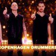Copenhagen Drummers ( The Best  - saison 2, épisode 2. Diffusé le vendredi 25 avril 2014 sur TF1.)