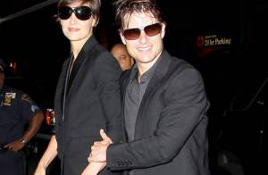 PHOTOS : Tom Cruise et Katie Holmes se la jouent Men In Black !