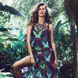 Gisele Bündchen prête son visage à la nouvelle Swimwear Collection d'H&M.