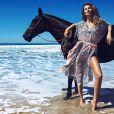 Gisele Bündchen, visage de la nouvelle Swimwear Collection d'H&M.