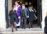 Obsèques de Michel Lang : Le chagrin de son fils, sa veuve et ses actrices...