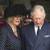 Camilla Parker Bowles : Effondrée aux obsèques de Mark Shand, son frère