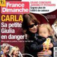 Claude Barzotti s'est confié au magazine France Dimanche, en kiosques le 2 mai 2014.