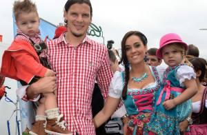 Daniel Van Buyten papa : Sa compagne Céline a accouché de leur troisième enfant