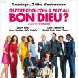 Bande-annonce du film Qu'est-ce qu'on a fait au bon dieu ? sorti le 16 avril 2014