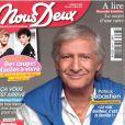 """Patrick Sébastien s'est confié au magazine """"Nous Deux"""" daté de mai 2014."""