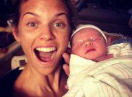 AnnaLynne McCord dévoile la bouille du bébé qui la comble de bonheur
