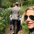 Elsa Pataky poste des photos de famille sur Instagram : 5 mai, sortie en famille