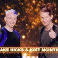 Blake Hicks & Koït McIntire (The Best 2014 - épisode 4 du vendredi 9 mai 2014.)