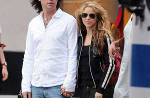 PHOTOS : Shakira et son fiancé, un couple sexy... incognito en plein New York !