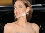 Angelina Jolie avec Brad Pitt : La star trop poudrée victime d'un désastre...