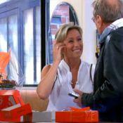 Anne-Sophie Lapix : Malaise à cause de la 'tondeuse à foufoune' d'Yves Rénier