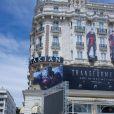 Illustration - Au 67e festival international du film de Cannes. Le 12 mai 2014.