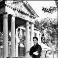 Elvis Presley, photo non datée.