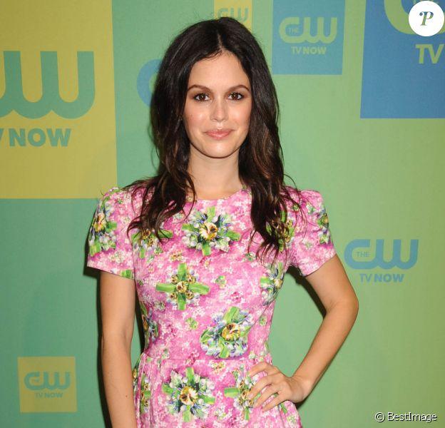 """Rachel Bilson à la soirée """"CW Network's 2014 Upfront"""" à New York, le 15 mai 2014."""