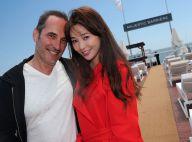 Jin Sha, ambassadrice de charme aux côtés de Pitof pour un déjeuner au soleil