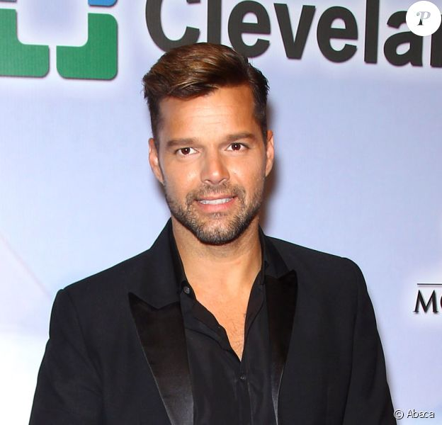 Ricky Martin à la 18ée soirée Keep Memory Alive 'Power of Love Gala' au MGM Grand Garden Arena de Las Vegas, le 26 avril 2014.