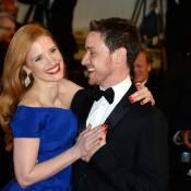 Cannes 2014 : Jessica Chastain électrique, divine romantique face à James McAvoy