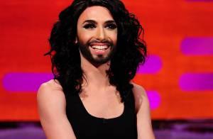 Conchita Wurst : La diva à barbe admirée par Elton John, Cher... et Régine !