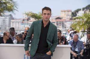 Robert Pattinson à Cannes : Le sex-symbol sensible provoque déjà la cohue