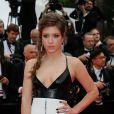 Adèle Exarchopoulos, naïade sur le tapis rouge le 14 mai 2014