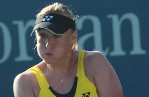Obsèques d'Elena Baltacha : Le mari et les proches de l'ex-tenniswoman dévastés