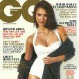 Jessica Alba en couverture du magazine GQ British. Novembre 2010.