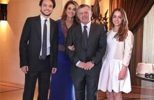 Rania de Jordanie : Sublime en famille pour le mariage de la princesse Ayah