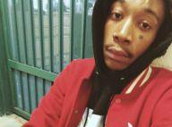 Wiz Khalifa arrêté pour drogue : Photos souvenirs depuis sa cellule