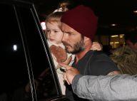 Les Beckham en voyage : Retour à L.A. pour Harper, ses frères et ses parents